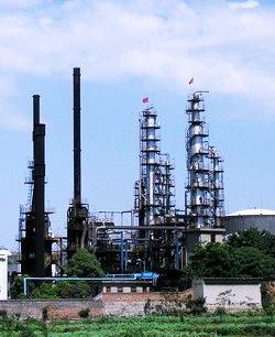 南充炼油厂