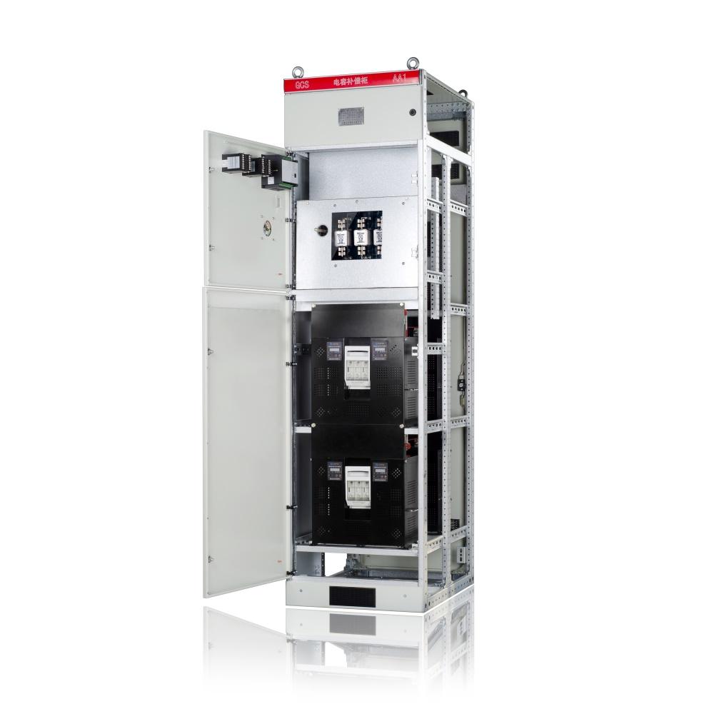 低压封闭垂直分支母线电容柜