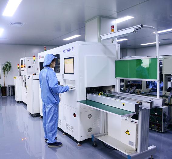 单板调试-FCT功能测试设备